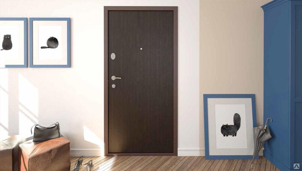 комфорт металлическая дверь цены