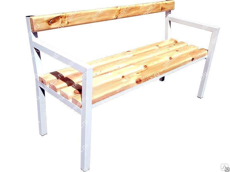 деревянные скамейки на заказ