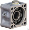 Коробка КАМАЗ,МАЗ отбора мощности c КПП ZF фланец ISO, на двойной КОМ, под